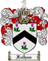 Thumbnail Fulham Family Crest  Fulham Coat of Arms