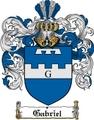 Thumbnail Gabriel Family Crest  Gabriel Coat of Arms