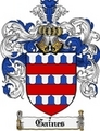 Thumbnail Gaines Family Crest Gaines Coat of Arms Digital Download