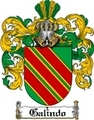 Thumbnail Galindo Family Crest  Galindo Coat of Arms