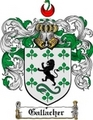 Thumbnail Gallacher Family Crest  Gallacher Coat of Arms