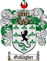 Thumbnail Gallagher Family Crest / Gallagher Coat of Arms