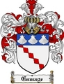 Thumbnail Gamage Family Crest Gamage Coat of Arms Digital Download