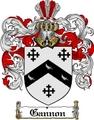 Thumbnail Gannon Family Crest  Gannon Coat of Arms