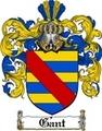 Thumbnail Gant Family Crest  Gant Coat of Arms