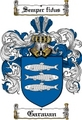 Thumbnail Garavan Family Crest  Garavan Coat of Arms