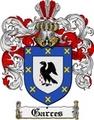 Thumbnail Garces Family Crest  Garces Coat of Arms