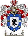 Thumbnail Garcet Family Crest  Garcet Coat of Arms
