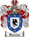 Thumbnail Garcies Family Crest  Garcies Coat of Arms