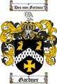 Thumbnail Gardner Family Crest / Gardner Coat of Arms