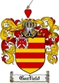 Thumbnail Garfield Family Crest Garfield Coat of Arms Digital Download