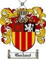 Thumbnail Garland Family Crest Garland Coat of Arms Digital Download