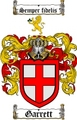 Thumbnail Garrett Family Crest / Garrett Coat of Arms