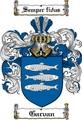 Thumbnail Garvan Family Crest  Garvan Coat of Arms