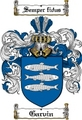 Thumbnail Garvin Family Crest  Garvin Coat of Arms