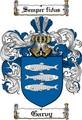 Thumbnail Garvy Family Crest  Garvy Coat of Arms