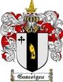 Thumbnail Gascoigne Family Crest  Gascoigne Coat of Arms
