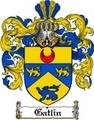 Thumbnail Gatlin Family Crest  Gatlin Coat of Arms