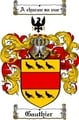 Thumbnail Gauthier Family Crest  Gauthier Coat of Arms