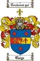 Thumbnail Gaye Family Crest  Gaye Coat of Arms