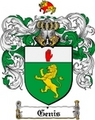 Thumbnail Genis Family Crest  Genis Coat of Arms