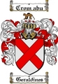 Thumbnail Geraldines Family Crest  Geraldines Coat of Arms