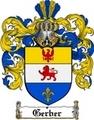 Thumbnail Gerber Family Crest  Gerber Coat of Arms