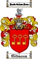 Thumbnail Gibsons Family Crest  Gibsons Coat of Arms