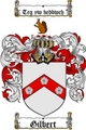Thumbnail Gilbert Family Crest / Gilbert Coat of Arms