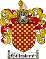Thumbnail Gillesland Family Crest  Gillesland Coat of Arms