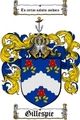 Thumbnail Gillespie Family Crest  Gillespie Coat of Arms