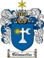 Thumbnail Gilmartin Family Crest  Gilmartin Coat of Arms