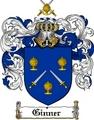 Thumbnail Ginner Family Crest  Ginner Coat of Arms