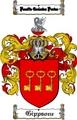 Thumbnail Gippsone Family Crest  Gippsone Coat of Arms