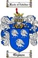 Thumbnail Gipson Family Crest  Gipson Coat of Arms