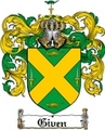 Thumbnail Given Family Crest  Given Coat of Arms
