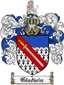 Thumbnail Gladwin Family Crest Gladwin Coat of Arms Digital Download