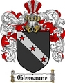 Thumbnail Gleasaune Family Crest  Gleasaune Coat of Arms