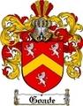 Thumbnail Goade Family Crest  Goade Coat of Arms