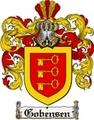 Thumbnail Gobensen Family Crest  Gobensen Coat of Arms