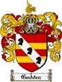 Thumbnail Godden Family Crest Godden Coat of Arms Digital Download