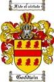 Thumbnail Goddwin Family Crest  Goddwin Coat of Arms