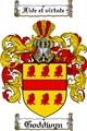 Thumbnail Goddwyn Family Crest  Goddwyn Coat of Arms