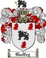 Thumbnail Godfry Family Crest  Godfry Coat of Arms