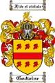 Thumbnail Godwine Family Crest Godwine Coat of Arms Digital Download