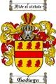 Thumbnail Godwyn Family Crest  Godwyn Coat of Arms