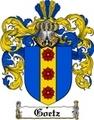 Thumbnail Goetz Family Crest  Goetz Coat of Arms