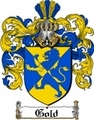 Thumbnail Gold Family Crest  Gold Coat of Arms