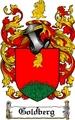 Thumbnail Goldberg Family Crest  Goldberg Coat of Arms