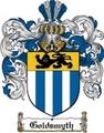 Thumbnail Goldsmyth Family Crest  Goldsmyth Coat of Arms
